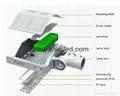 IP65 adjustable 30W/40W/50W/60W CREE, Bridgelux led street light with CE, ROHS
