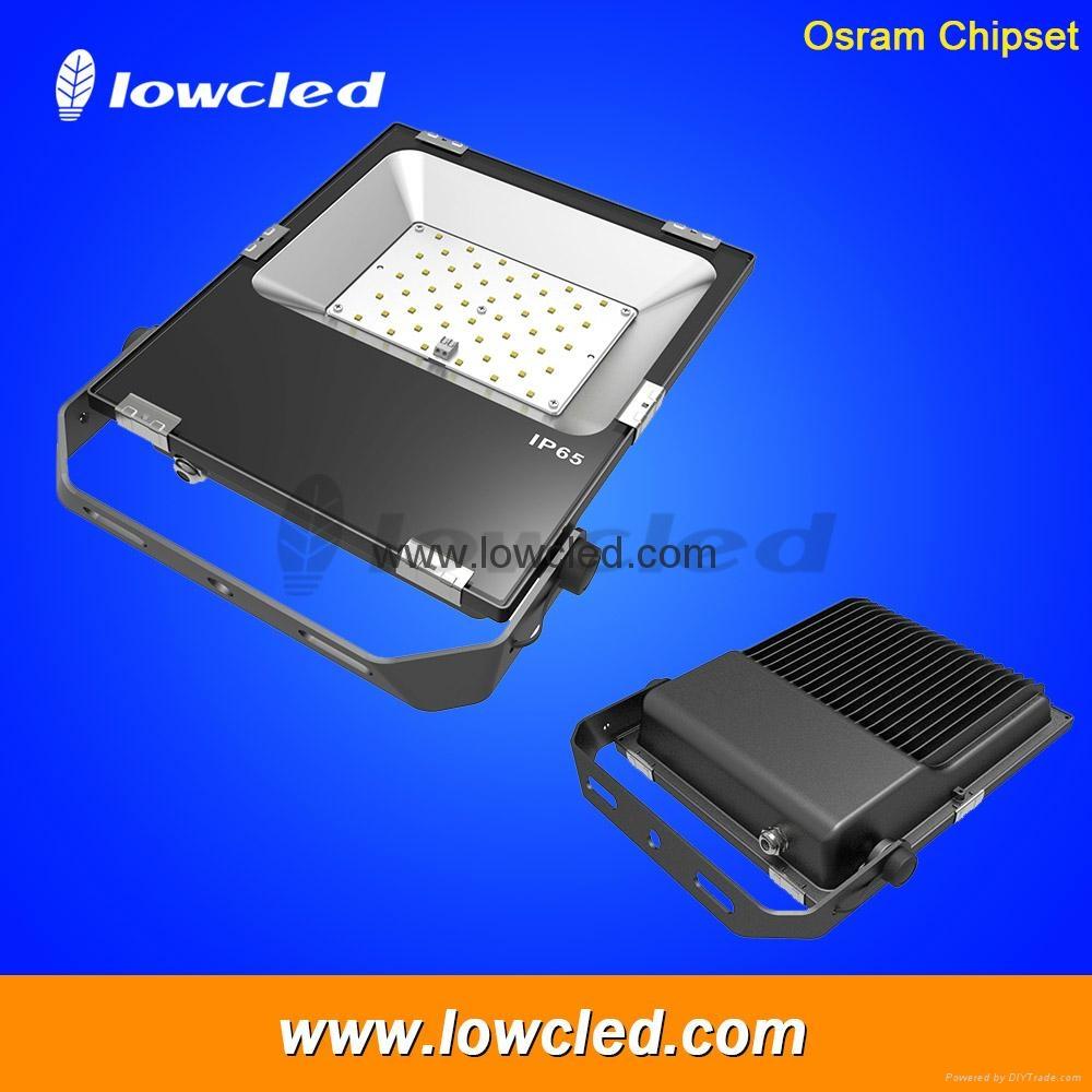 50W Orsam 2016 OUTDOOR IP65 SMD LED led flood light