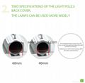 IP67 80W/90W Philips led street light, led streetlights with CE, ROHS