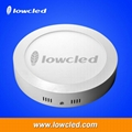 8 inch Round 18W China LED panel light surface mounted exporter with CE, ROHS
