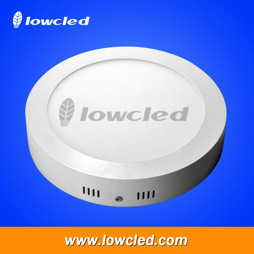 8 inch Round 24W China LED panel light surface mounted exporter with CE, ROHS 1