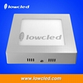 4 inch Round 6W LED panel light surface mounted exporter with CE, EMC, LVC ROHS
