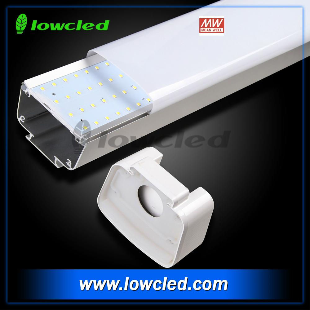 Shenzhen LOWCLED IP65 outdoor 60/120/150mm LED Tri-Proof Light /led linear light 6