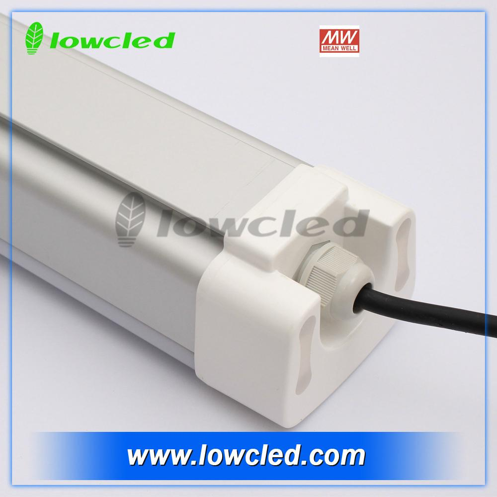 Shenzhen LOWCLED IP65 outdoor 60/120/150mm LED Tri-Proof Light /led linear light 7
