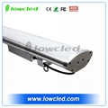 IP65 outdoor 60/120/150mm LED tube/Tri-Proof Light/led linear high bay light