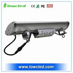 Shenzhen IP65 outdoor 60/120/150mm LED Tri-Proof Light/led linear high bay light