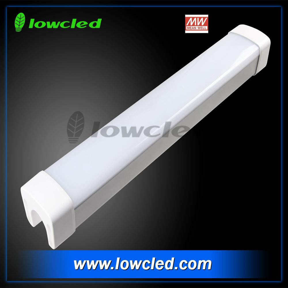 Hot selling IP65 outdoor 60/120/150mm LED Tri-Proof Light /led waterproof tube 2