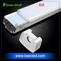 Hot selling IP65 outdoor 60/120/150mm LED Tri-Proof Light /led waterproof tube 4