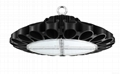 180W/240W UFO Philips+MEAN WELL IP65 LED HighBay light with 5years warranty