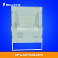 100W LOWCLED led flood light with 3years