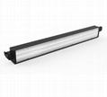 2019 New Design 20W Indoor Rail Lighting Aluminum Linear Led Track Light 2