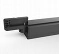 2019 New Design 20W Indoor Rail Lighting Aluminum Linear Led Track Light 4