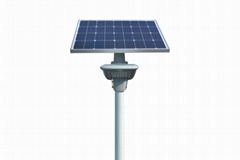 60Watt semi-integrated solar led street lights, solar street lamp