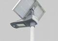 30Watt semi-integrated solar led street light, solar street lamp