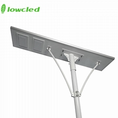 IP65 100Watt 100W all in one integrated LED solar street light