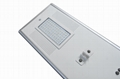 IP65 60Watt all in one integrated solar led street light