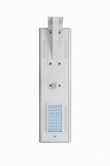 LOWCLED IP65 40Watt all in one integrated solar led street light