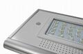 LOWCLED IP65 30Watt all in one integrated solar led street light, garden lamp 4