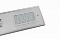 LOWCLED IP65 30Watt all in one integrated solar led street light, garden lamp 5