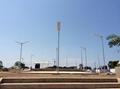LOWCLED IP65 30Watt all in one integrated solar led street light, garden lamp