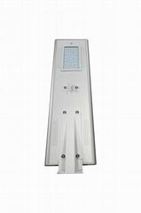LOWCLED IP65 30Watt all in one integrated solar streetlights, garden lamp