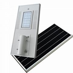 IP65 30Watt all in one integrated solar streetlights, garden lamp