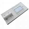 IP65 30Watt all in one integrated solar streetlights, garden lamp 2