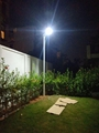 IP65 30Watt all in one integrated solar streetlights, garden lamp