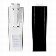 IP65 20Watt all in one integrated solar streetlights, garden lamp