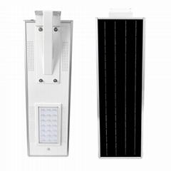 IP65 20Watt all in one integrated solar streetlights, garden lamp