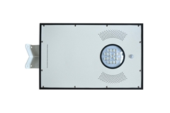IP65 15Watt all in one integrated solar streetlights, garden lamp