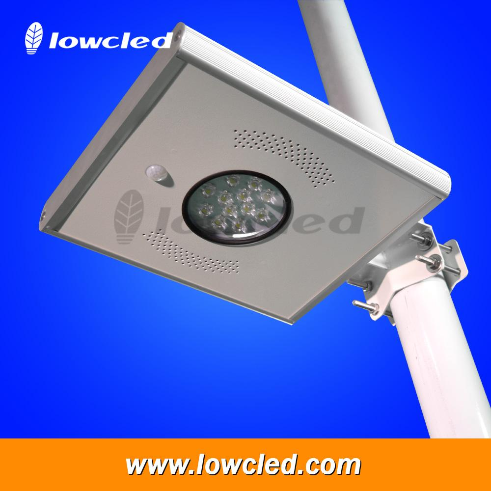 IP65 9Watt all in one integrated solar streetlights, garden lamp 1