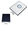 IP65 9Watt all in one integrated solar streetlights, garden lamp