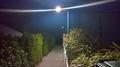 IP65 9Watt all in one integrated solar streetlights, garden lamp 5