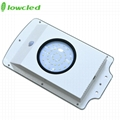 IP65 6Watt all in one integrated solar streetlights, garden lamp