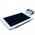 IP65 6Watt all in one integrated solar streetlights, garden lamp 3