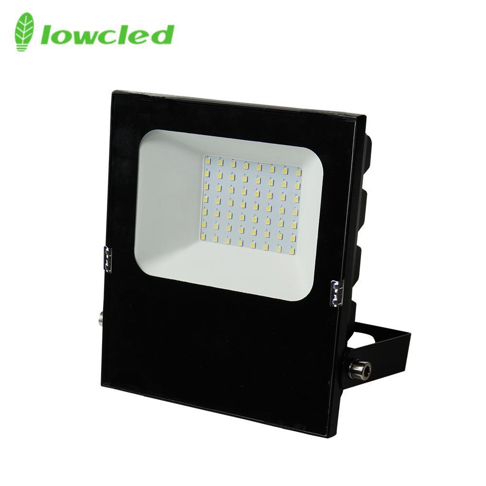 5years warranty 100-277V AC 35W 130LM/W IP65 LED Flood light CE, ROHS 3