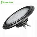 150LM/W 200W UFO IP65 LED High Bay Light