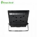 5years warranty 100-277V AC 50W 130LM/W IP65 LED Flood light CE, ROHS