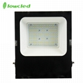 5years warranty 100-277V AC 100W 130LM/W IP65 LED Flood light CE, ROHS