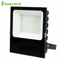 5years warranty 100-277V AC 150W 130LM/W IP65 LED Flood light CE, ROHS