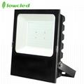 5years warranty 100-277V AC 150W 130LM/W IP65 LED Flood light CE, ROHS