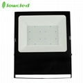 5years warranty 100-277V AC 240W 130LM/W IP65 LED Flood light CE, ROHS
