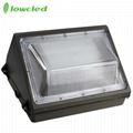 120LM/W 60Watt LED Wall Pack Light, Wall