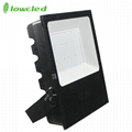 5years warranty 100-277VAC 300W 130LM/W IP65 LED Flood light, luminaire CE, ROHS