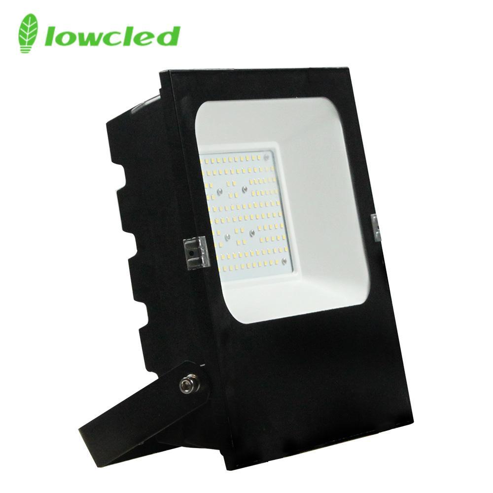 5years warranty 100-277V AC 70W luminaire 130LM/W IP65 LED Flood light CE, ROHS 2