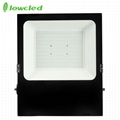 5years warranty 100-277V AC 150W luminaire 130LM/W IP65 LED Flood light CE, ROHS 5