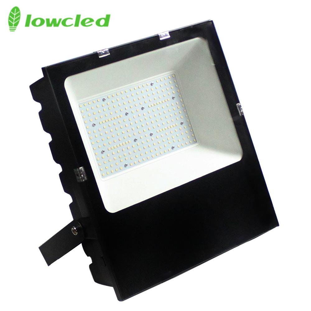 5years warranty 100-277V AC 200W luminaire 130LM/W IP65 LED Flood light CE, ROHS 1