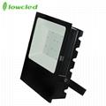 5years warranty 100-277V AC 200W luminaire 130LM/W IP65 LED Flood light CE, ROHS 2