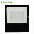 5years warranty 100-277V AC 200W luminaire 130LM/W IP65 LED Flood light CE, ROHS 3